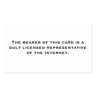 Representante autorizado: Internet Plantillas De Tarjetas Personales