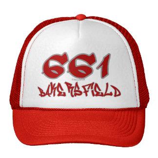Representante Bakersfield (661) Gorras