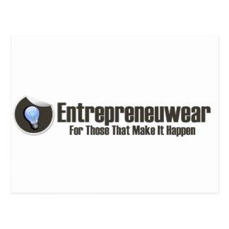 Representante de la ropa el | de Entrepreneuwear Postales