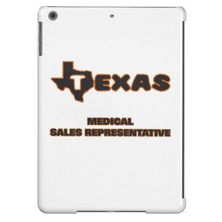 Representante de ventas médico de Tejas Funda Para iPad Air