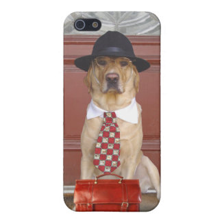 Representante del negocio del mascota iPhone 5 funda