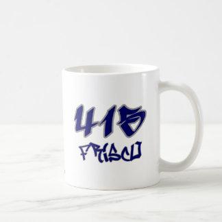 Representante Frisco (415) Tazas De Café