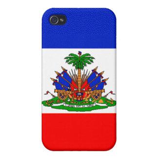 Representante Haití iPhone 4/4S Fundas