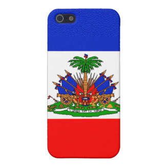 Representante Haití iPhone 5 Carcasa