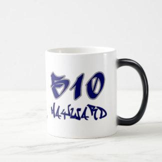 Representante Hayward (510) Taza Mágica