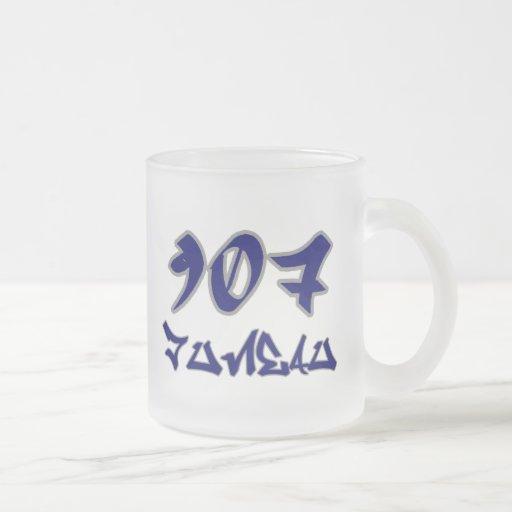 Representante Juneau (907) Taza