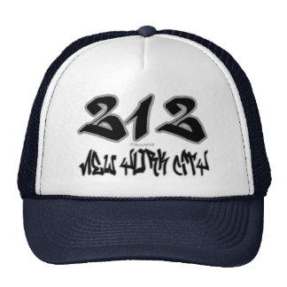 Representante New York City (212) Gorro