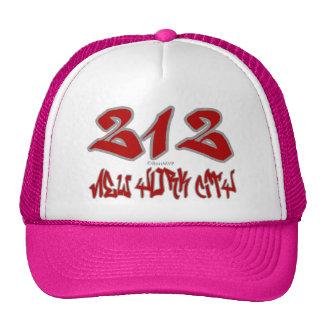 Representante New York City (212) Gorros Bordados
