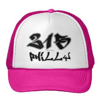 Representante Philly (215) Gorra