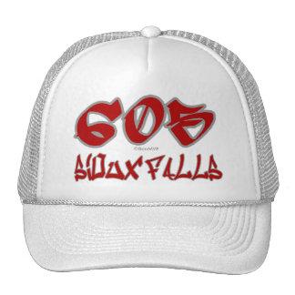 Representante Sioux Falls (605) Gorros Bordados