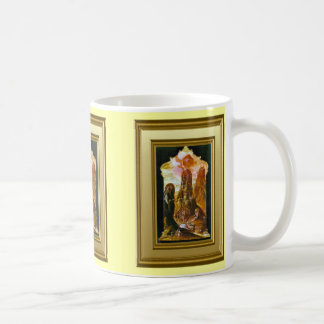 Representation of Mount Sinai Coffee Mug