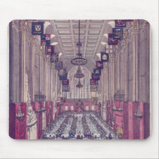 Representation of the Interior of Guildhall Mouse Pad