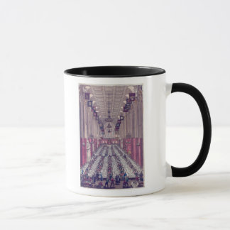 Representation of the Interior of Guildhall Mug