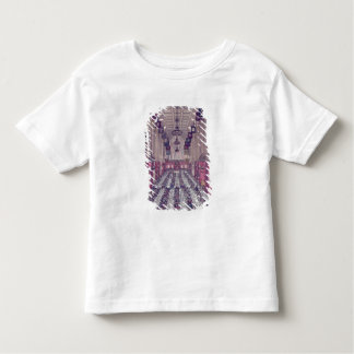 Representation of the Interior of Guildhall Toddler T-shirt