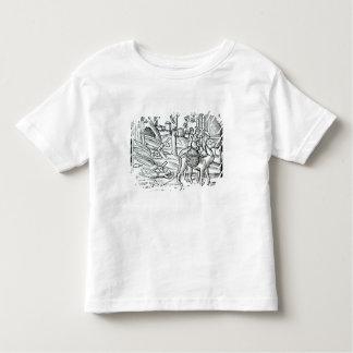 Representation of the Plague, 1572 Toddler T-shirt