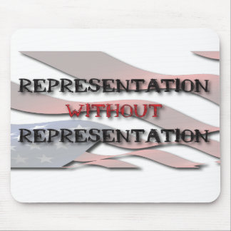 Representation without Representation Mouse Pad