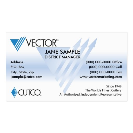 Representative manager business cards zazzle for Business card manager