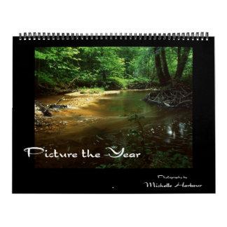 Represente el año - 2011 calendarios