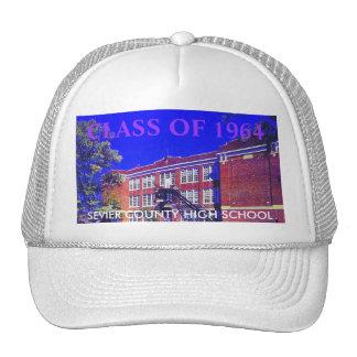 Represente la reunión 2004 de la High School secun Gorro