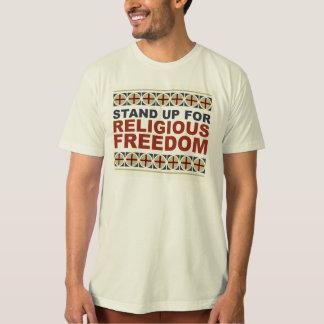 Represente para arriba la libertad religiosa polera