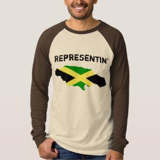 Representin Jamaica Remeras