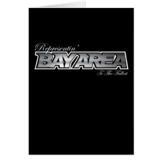 Representin' The Bay Area Card