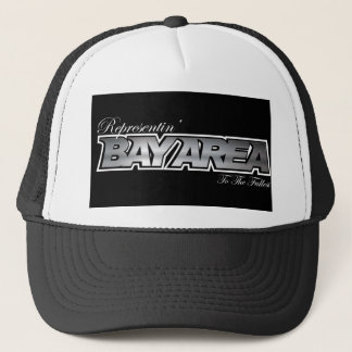 Representin' The Bay Area Trucker Hat