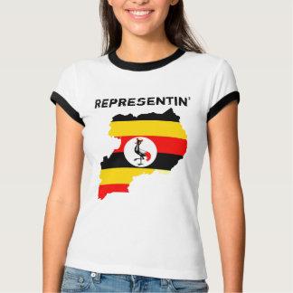 Representin' Uganda T-Shirt