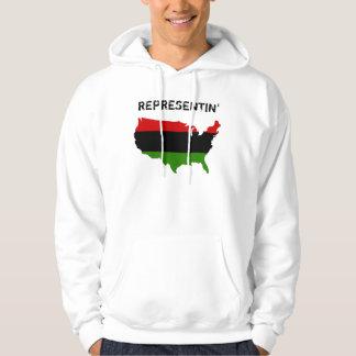 Representin' USA (RBG) Sweatshirt
