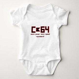 Representing Old School Baby Bodysuit