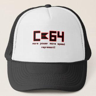 Representing Old School Trucker Hat