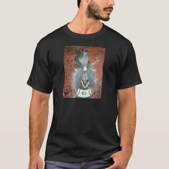 Reprinted painting by David Berbia T-Shirt