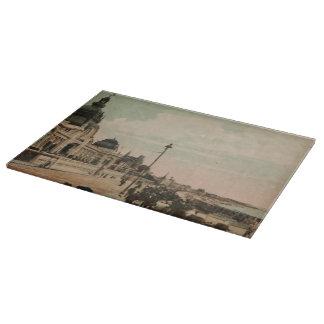 Reproducción 1908 de Le Havre Le Casino Tabla Para Cortar