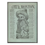 Reproducción de Cavalera del Monton Poster