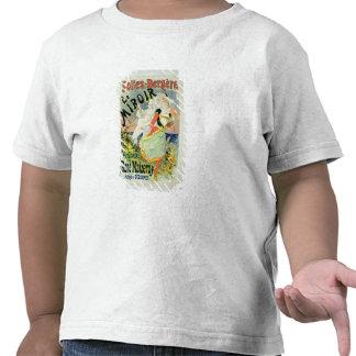 """Reproducción de una publicidad de poster """"el camiseta"""