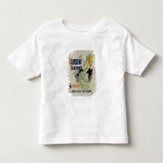 Reproducción de una publicidad de poster playera de bebé