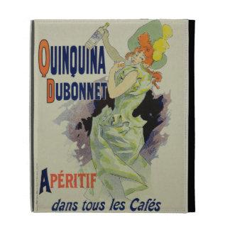 Reproducción de una publicidad de poster 'Quinquin