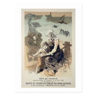 Reproducción de una publicidad de poster un 'PA de Postal