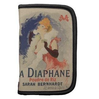 Reproducción La Diaphane de una publicidad de post Organizadores