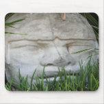 Reproducción maya Mousepad de la estatua de la car Alfombrilla De Ratones