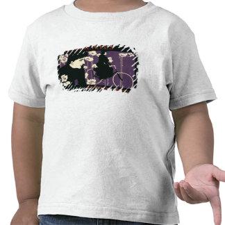 Reproducción vencedor Bicyc de una publicidad de Camiseta
