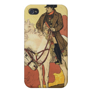 Reproduction of a advertising 'A New Life o iPhone 4 Covers
