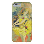 Reproduction of a advertising 'Back-Stage a Barely There iPhone 6 Case