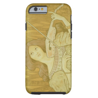 Reproduction of a advertising 'Violin Lesso Tough iPhone 6 Case
