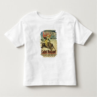 Reproduction of a poster advertising 'Cadet Rousse Toddler T-shirt