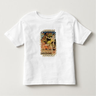 Reproduction of a poster advertising 'Fairyland, T Toddler T-shirt