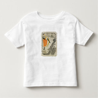 Reproduction of a poster advertising 'Jane Avril' Toddler T-shirt