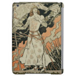 Reproduction of a poster advertising 'Joan of Arc' iPad Air Case