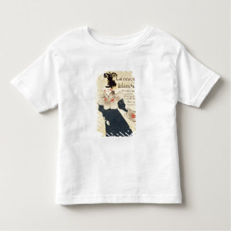 Reproduction of a poster advertising 'La Revue Bla Toddler T-shirt