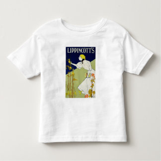 Reproduction of a poster advertising 'Lippincott's Toddler T-shirt